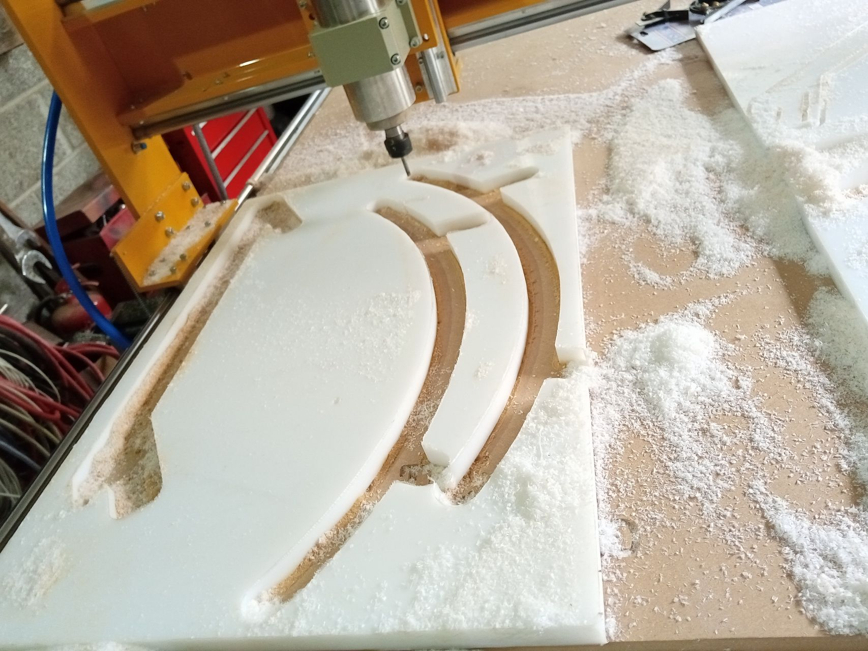 You are currently viewing Guide Rails On CNC Router